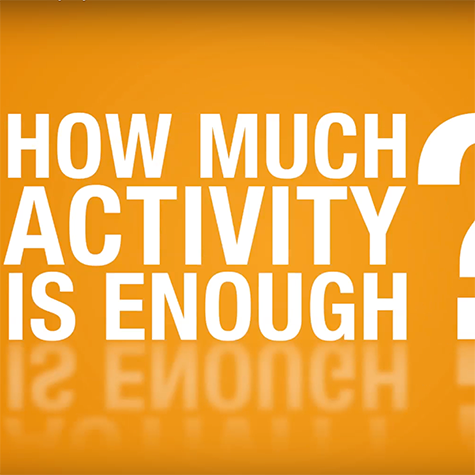 Physical Activity By the Numbers