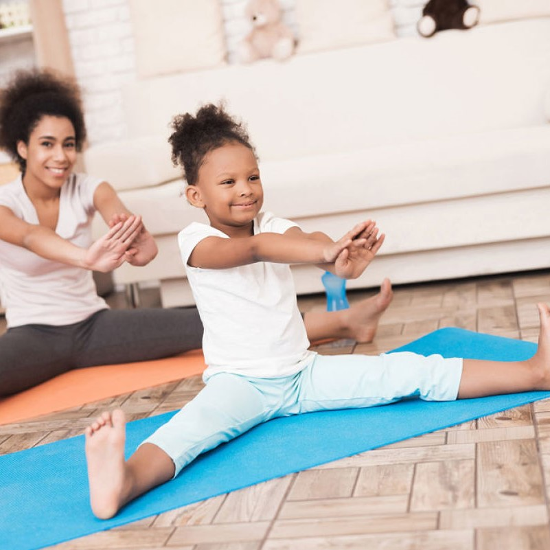 Staying Active While Staying Home